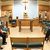 Georgia State University Catholic Chapel : A Mass and blessing for the new Catholic Student Association's chapel at Georgia State University took place on Jan. 11