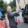 Our Lady of the Assumption School Goes Blue : Our Lady of the Assumption School, Atlanta, was named a 2011 National Blue Ribbon School of Excellence Sept. 15.