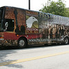 Pro-Life Freedom Rides : The Pro-Life Freedom bus arrived from Birmingham, Ala., on July 24. A silent march and prayer service was conducted near the King Center, Atlanta.