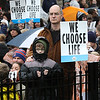 Pro-Life Liturgy & March : The annual Mass, rally and march for the unborn took place on Jan. 23. The Mass was celebrated at the Shrine of the Immaculate Conception, the rally took place in front of the Georgia State Capitol and the march went through downtown Atlanta.