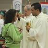 San Felipe de Jesus Dedication : San Felipe de Jesus Mission dedicated its new church on March 30 in Forest Park.