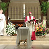 Saying Farewell To Father Lawrence Schmuhl, MS : The Mass of Christian Burial for Marist Father Lawrence Schmuhl took place at Our Lady of the Assumption Church on August 25.