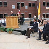 St. Joseph School Cornerstone Blessing : The cornerstone for the new St. Joseph School and multipurpose facility was blessed in Athens on April 17, 2012.