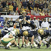 St. Pius Football (State Finals) : For the first time since 1968, St. Pius X High School, Atlanta, competed for the state championship in football against Buford High School at the Georgia Dome, Dec. 14.