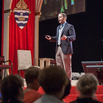 Brandon Vogt speaks about strengthening ourselves in our Catholic Faith in the English track of the Eucharistic Congress.  The Eucharistic Congress brought  together Catholics from across th ...