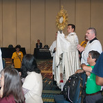 in the Revive track everyone sings praise and worship during holy Adoration. The Eucharistic Congress brought  together Catholics from across the archdiocese and the country to celebrate the ...