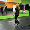 Irish Dancers Rehearse For Upcoming Performances : Irish dance companies and their dancers rehearsed for St. Patrick Day performances and other upcoming events.