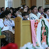 Celebrating Our Lady of Guadalupe : This liturgical celebration honoring Our Lady of Guadalupe took place at Church of the Good Shepherd, Cumming.