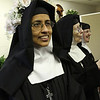 Sister Teresa Maria Kulangara Makes Solemn Profession : Sister Teresa Maria Kulangara made her solemn profession at the Monastery of the Visitation, Snellville, on August 7.