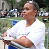 Troy Anthony Davis Executed In Georgia : Protesters gathered at the Georgia State Capitol during a Sept. 21 vigil for Troy Anthony Davis. The U.S. Supreme Court did not block the execution and just after 11 p.m. Davis was pronounced dead by lethal injection.